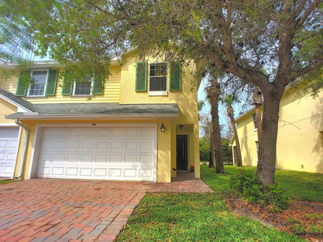 234 Tin Roof Avenue #208, Cape Canaveral, FL 32920 (MLS #839848) :: Pamela Myers Realty