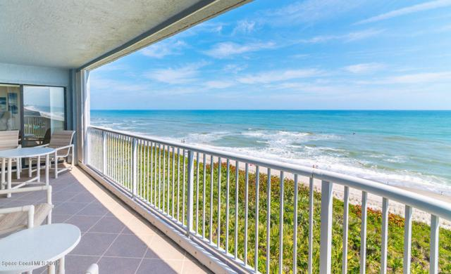 295 Highway A1a #508, Satellite Beach, FL 32937 (MLS #839879) :: Pamela Myers Realty