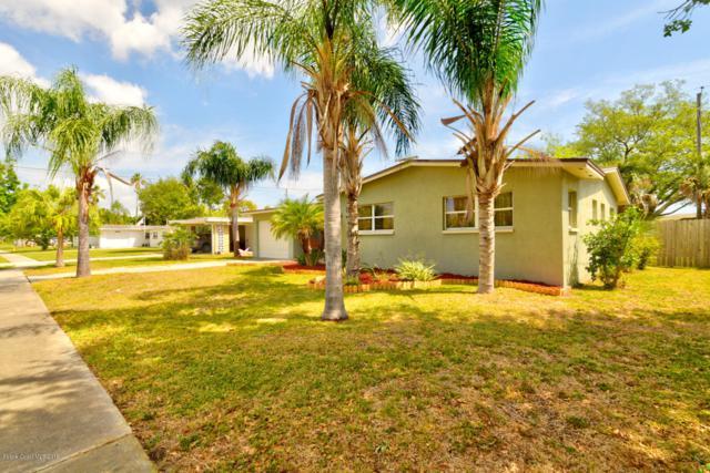 1366 Estridge Drive, Rockledge, FL 32955 (MLS #839889) :: Premium Properties Real Estate Services