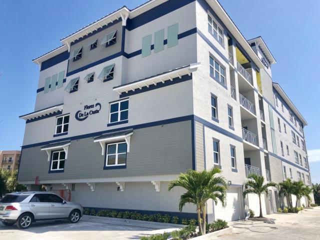 6017 Turtle Beach Lane #204, Cocoa Beach, FL 32931 (MLS #839894) :: Coral C's Realty LLC
