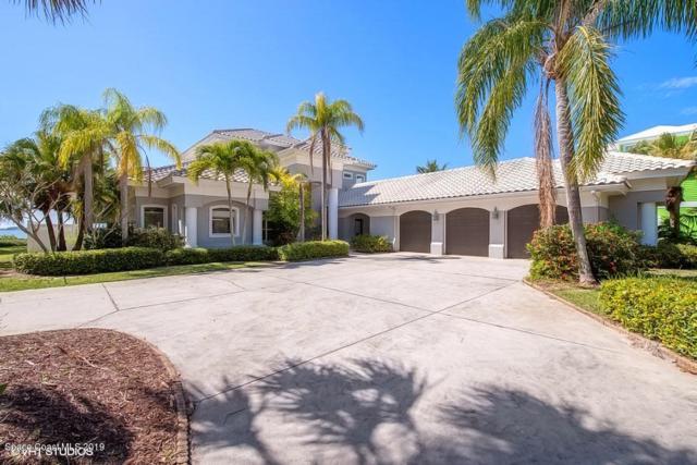 170 Bayshore Drive, Melbourne Beach, FL 32951 (MLS #839916) :: Coral C's Realty LLC