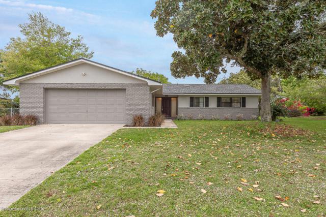 2724 Hillcrest Avenue, Titusville, FL 32796 (MLS #839942) :: Pamela Myers Realty