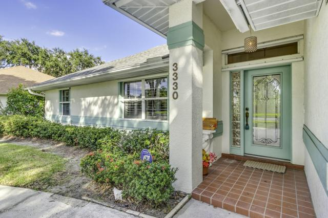 3330 Nan Pablo Drive, Melbourne, FL 32934 (MLS #839945) :: Premium Properties Real Estate Services
