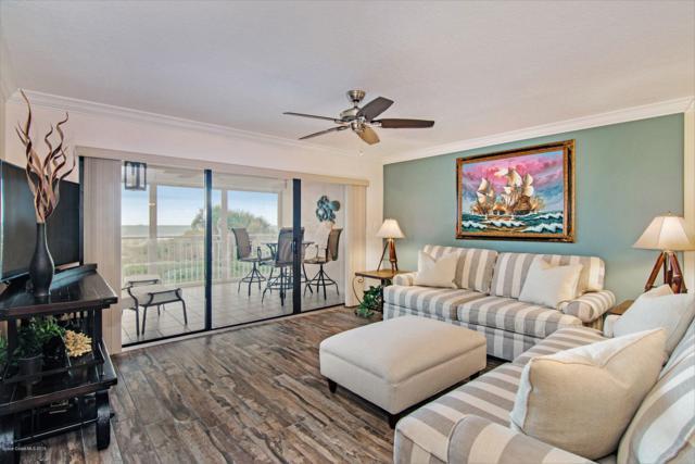 6770 Ridgewood Avenue #202, Cocoa Beach, FL 32931 (MLS #839950) :: Premium Properties Real Estate Services