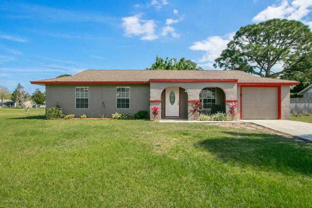 1371 Cindy Circle NE, Palm Bay, FL 32905 (MLS #839984) :: Pamela Myers Realty