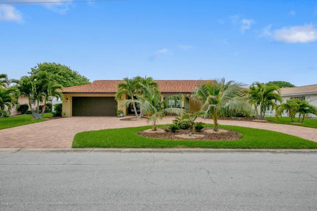 352 Dorset Drive, Cocoa Beach, FL 32931 (MLS #840008) :: Premium Properties Real Estate Services
