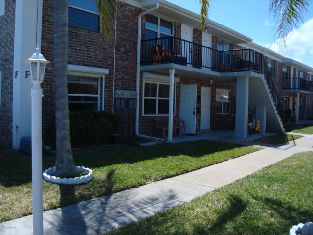 190 E Olmstead Drive F1, Titusville, FL 32780 (MLS #840010) :: Premium Properties Real Estate Services