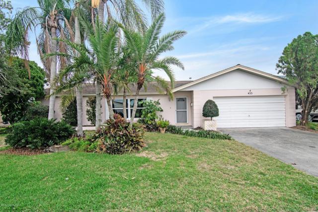 455 Diana Boulevard, Merritt Island, FL 32953 (MLS #840011) :: Premium Properties Real Estate Services