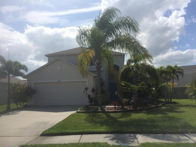 2741 Bradfordt Drive, West Melbourne, FL 32904 (MLS #840012) :: Premium Properties Real Estate Services