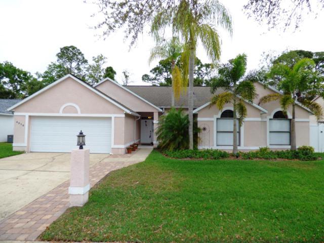 4020 Pinyon Drive, Cocoa, FL 32926 (MLS #840047) :: Pamela Myers Realty
