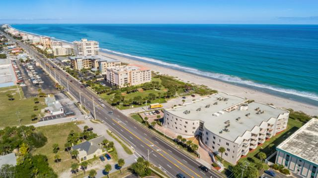 601 N Miramar Avenue #305, Indialantic, FL 32903 (MLS #840070) :: Blue Marlin Real Estate