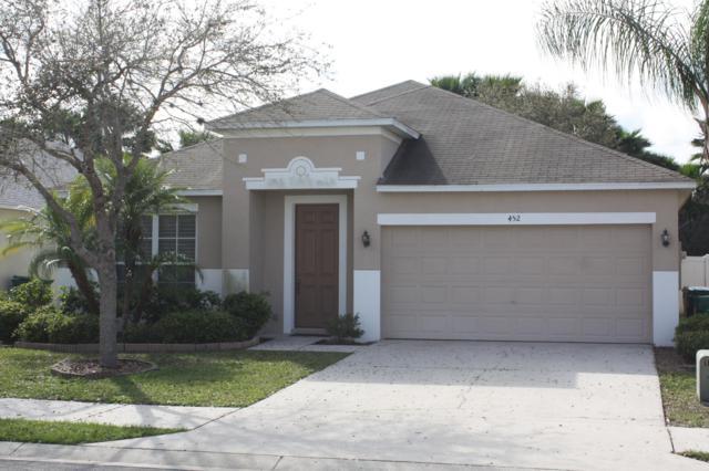 452 Cressa Circle, Cocoa, FL 32926 (MLS #840093) :: Pamela Myers Realty