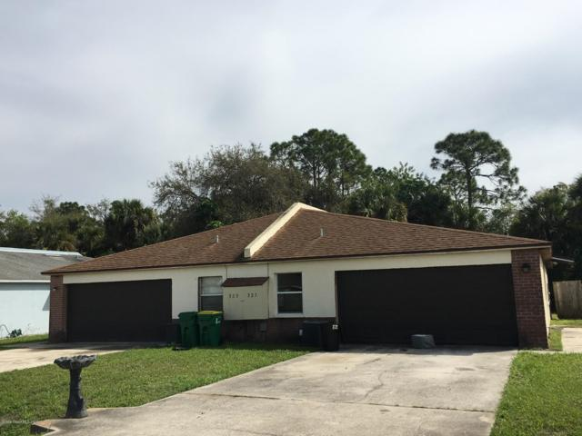 321 Sun Dial Court, Cocoa, FL 32926 (MLS #840094) :: Pamela Myers Realty