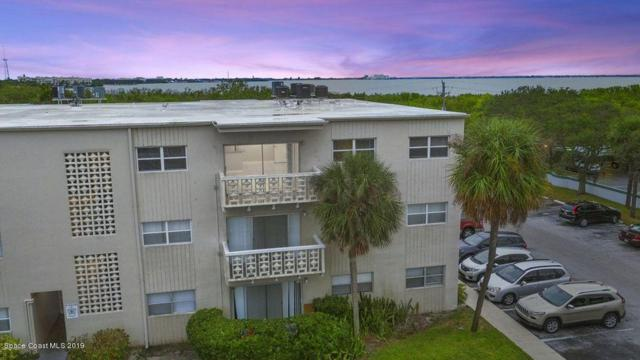 223 Columbia Drive #208, Cape Canaveral, FL 32920 (MLS #840097) :: Pamela Myers Realty