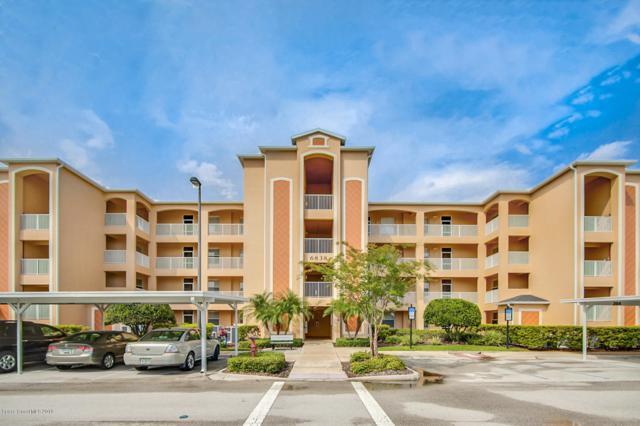 6838 Toland Drive #401, Melbourne, FL 32940 (MLS #840100) :: Pamela Myers Realty