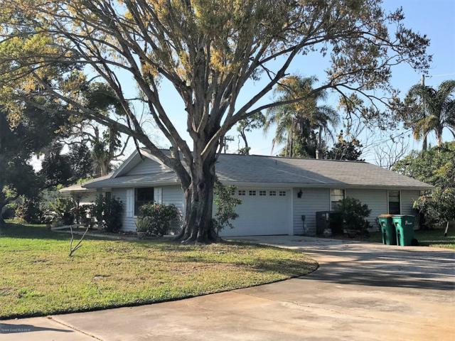 260 Bonita Drive, Merritt Island, FL 32952 (MLS #840107) :: Pamela Myers Realty