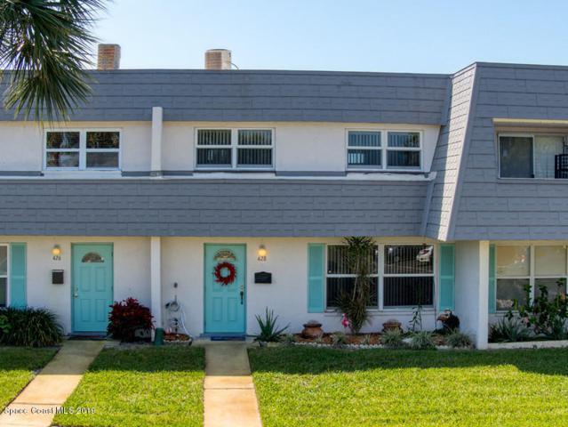428 Dove Lane 7-8, Satellite Beach, FL 32937 (MLS #840196) :: Premium Properties Real Estate Services