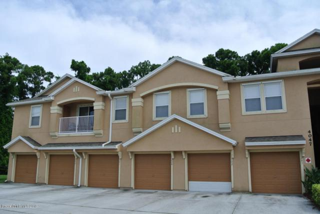 4047 Meander Place #201, Rockledge, FL 32955 (MLS #840465) :: Blue Marlin Real Estate