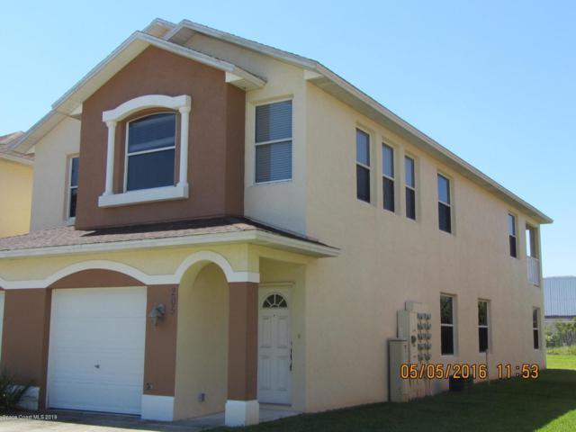 1045 Venetian Drive #205, Melbourne, FL 32904 (MLS #840613) :: Blue Marlin Real Estate