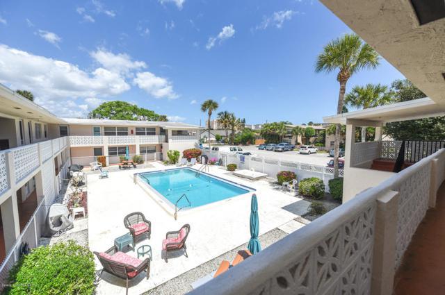 350 Woodland Avenue #14, Cocoa Beach, FL 32931 (MLS #841041) :: Pamela Myers Realty