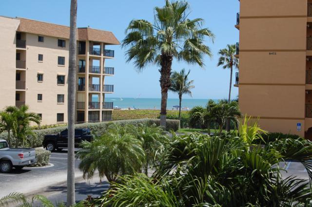 8470 Ridgewood Avenue #202, Cape Canaveral, FL 32920 (MLS #841058) :: Pamela Myers Realty