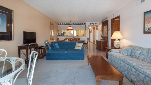 1050 N Atlantic Avenue #204, Cocoa Beach, FL 32931 (MLS #841156) :: Blue Marlin Real Estate