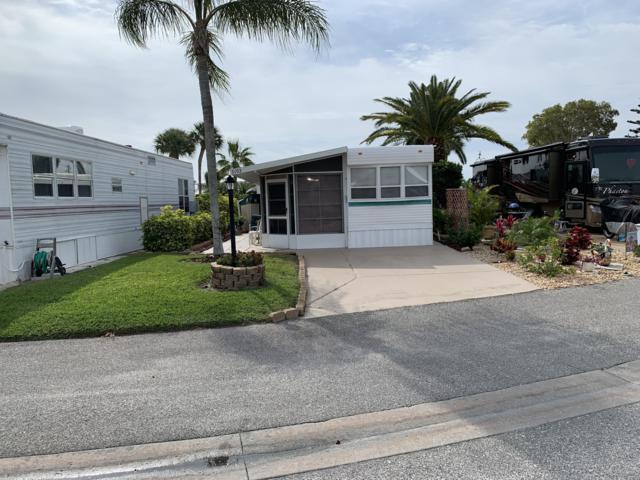 3103 Dockside Lane #73, Melbourne Beach, FL 32951 (MLS #841284) :: Blue Marlin Real Estate
