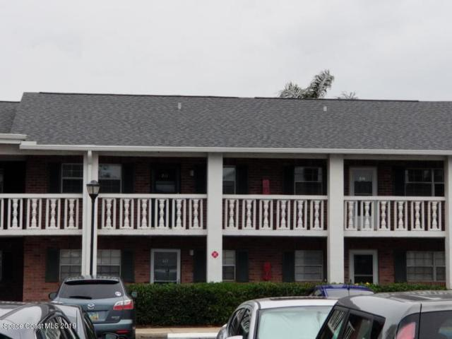 1900 Knox Mcrae Drive H210, Titusville, FL 32780 (MLS #841433) :: Blue Marlin Real Estate