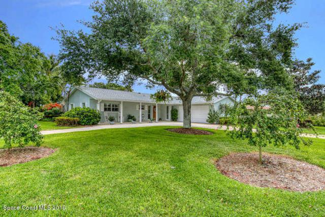 201 S Riverside Drive, Indialantic, FL 32903 (MLS #841481) :: Blue Marlin Real Estate