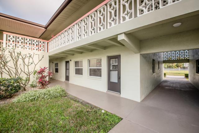 5600 N Banana River Boulevard #3, Cocoa Beach, FL 32931 (MLS #841488) :: Pamela Myers Realty