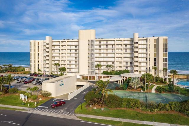 2225 Highway A1a #808, Satellite Beach, FL 32937 (MLS #841692) :: Blue Marlin Real Estate