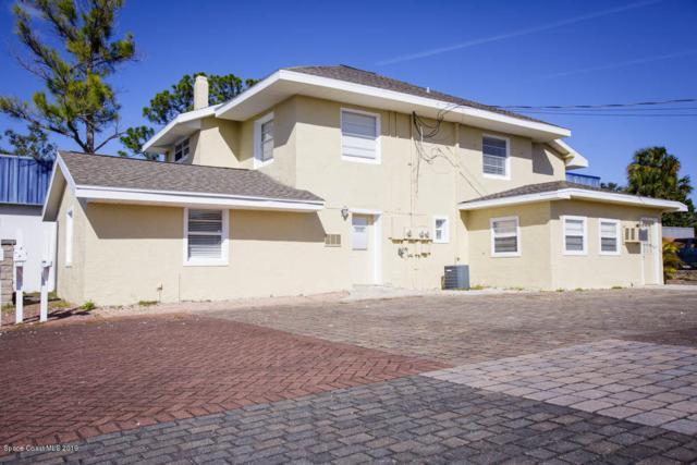 1011 S Hopkins Avenue, Titusville, FL 32780 (MLS #841749) :: Pamela Myers Realty