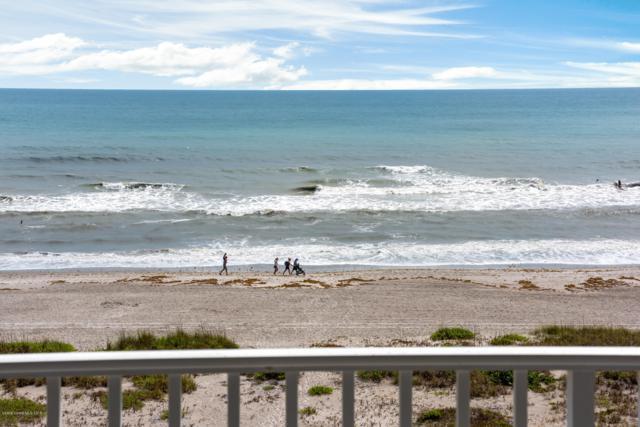 301 N Atlantic Avenue #604, Cocoa Beach, FL 32931 (MLS #841777) :: Blue Marlin Real Estate