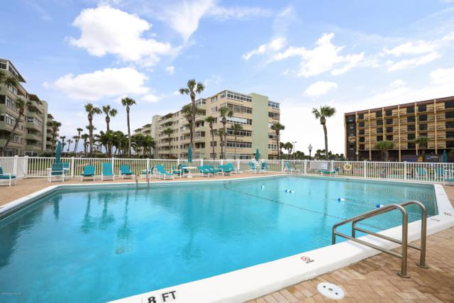 2020 N Atlantic Avenue #601, Cocoa Beach, FL 32931 (MLS #842080) :: Blue Marlin Real Estate