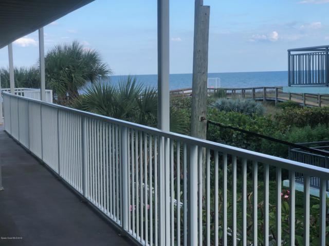 3820 Ocean Beach Boulevard #238, Cocoa Beach, FL 32931 (MLS #842156) :: Pamela Myers Realty