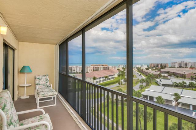 520 Palm Springs Boulevard #806, Indian Harbour Beach, FL 32937 (MLS #842189) :: Blue Marlin Real Estate
