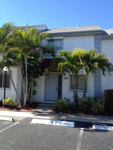 177 Seaport Boulevard #37, Cape Canaveral, FL 32920 (MLS #842228) :: Blue Marlin Real Estate