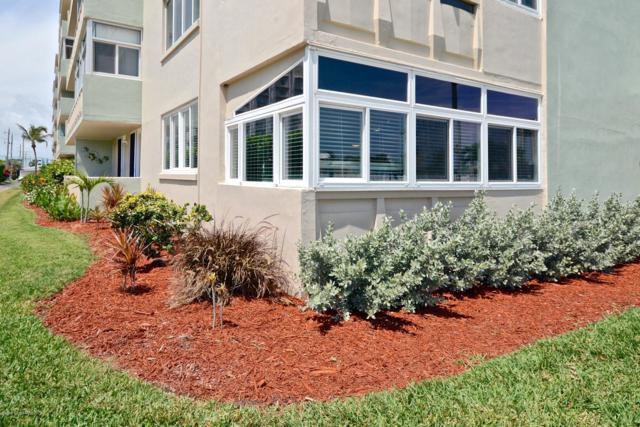2020 N Atlantic Avenue 117S, Cocoa Beach, FL 32931 (MLS #842330) :: Blue Marlin Real Estate