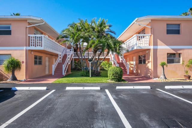 610 Jefferson Avenue #5, Cape Canaveral, FL 32920 (MLS #842357) :: Blue Marlin Real Estate