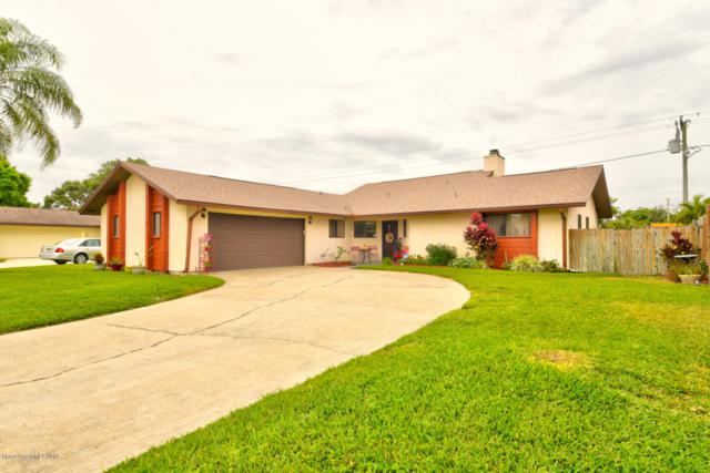 3620 Sawgrass Drive, Titusville, FL 32780 (MLS #842437) :: Blue Marlin Real Estate