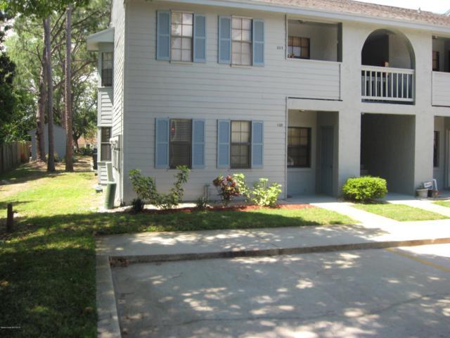 1755 Harrison Street #125, Titusville, FL 32780 (MLS #842453) :: Blue Marlin Real Estate