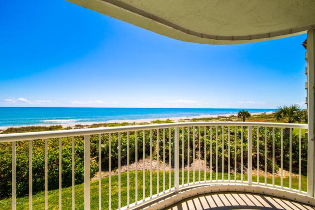 3031 S Atlantic Avenue #201, Cocoa Beach, FL 32931 (MLS #842529) :: Pamela Myers Realty