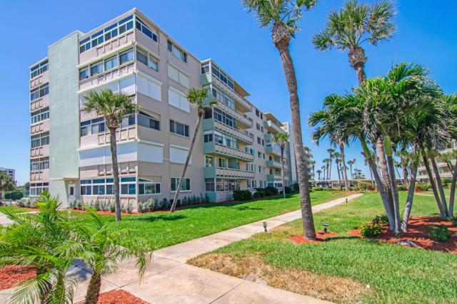 2020 N Atlantic Avenue 405 S, Cocoa Beach, FL 32931 (MLS #842555) :: Blue Marlin Real Estate