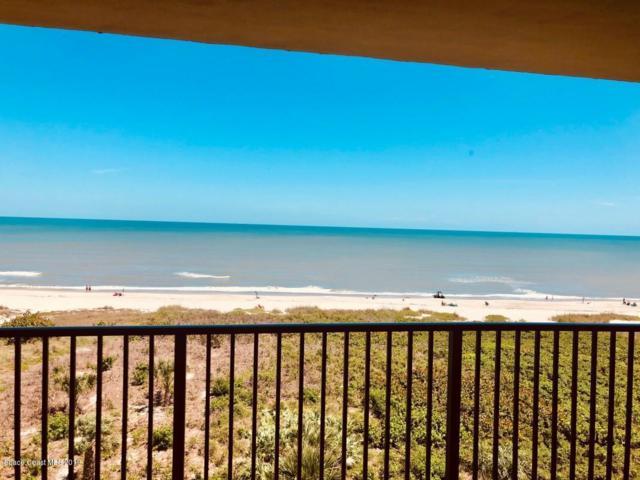 3170 N Atlantic Avenue #606, Cocoa Beach, FL 32931 (MLS #842565) :: Blue Marlin Real Estate