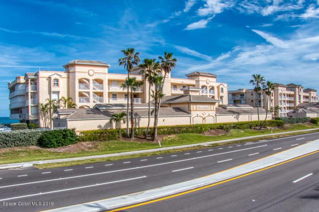 1919 Highway A1a #405, Indian Harbour Beach, FL 32937 (MLS #842580) :: Blue Marlin Real Estate