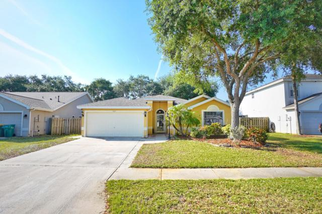 7237 Hammock Lakes Drive, Melbourne, FL 32940 (MLS #842597) :: Blue Marlin Real Estate