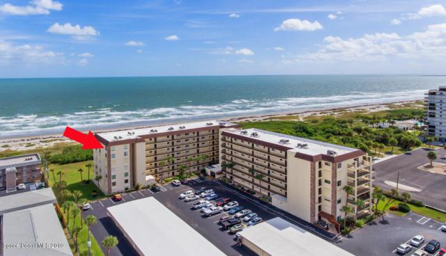 3060 N Atlantic Avenue #701, Cocoa Beach, FL 32931 (MLS #842712) :: Blue Marlin Real Estate