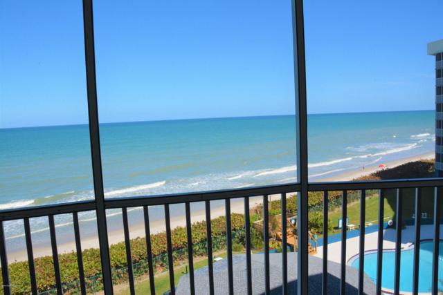 1175 N Highway A1a #508, Satellite Beach, FL 32937 (MLS #842788) :: Premium Properties Real Estate Services