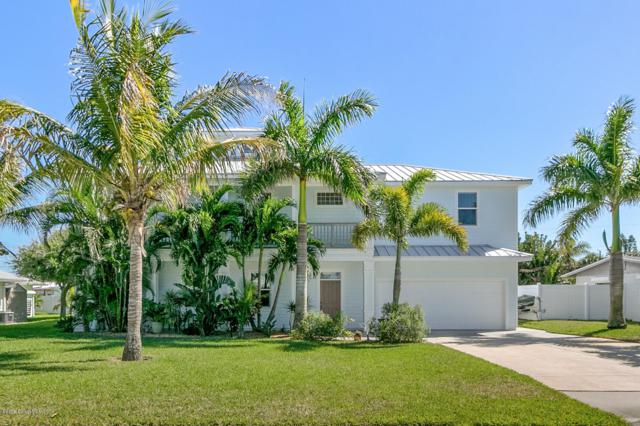 133 E Pasco Lane E, Cocoa Beach, FL 32931 (MLS #842794) :: Blue Marlin Real Estate