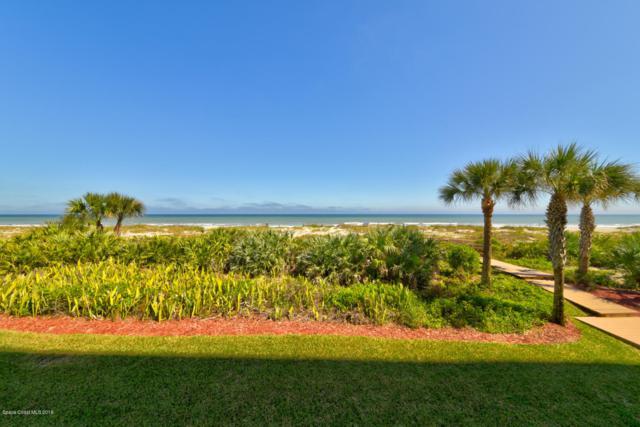 225 N Atlantic Avenue #204, Cocoa Beach, FL 32931 (MLS #842803) :: Blue Marlin Real Estate